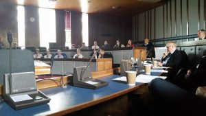 A picture of the ATCO meeting in Falkirk