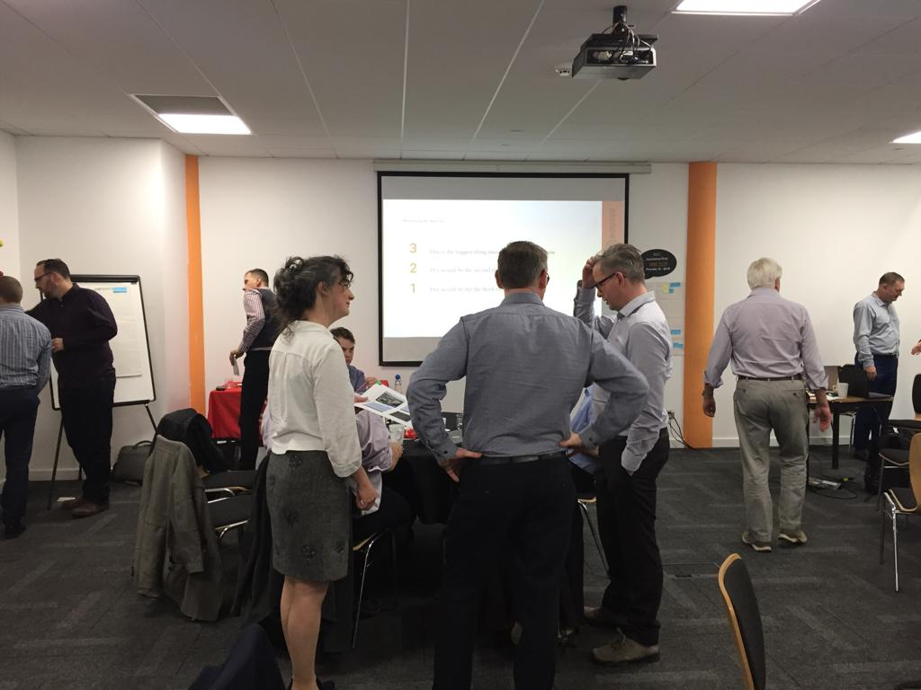 Planning with Confidence and Clarity – notes from the QRoutes User Group