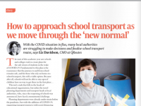 Screenshot of article in Education Technology